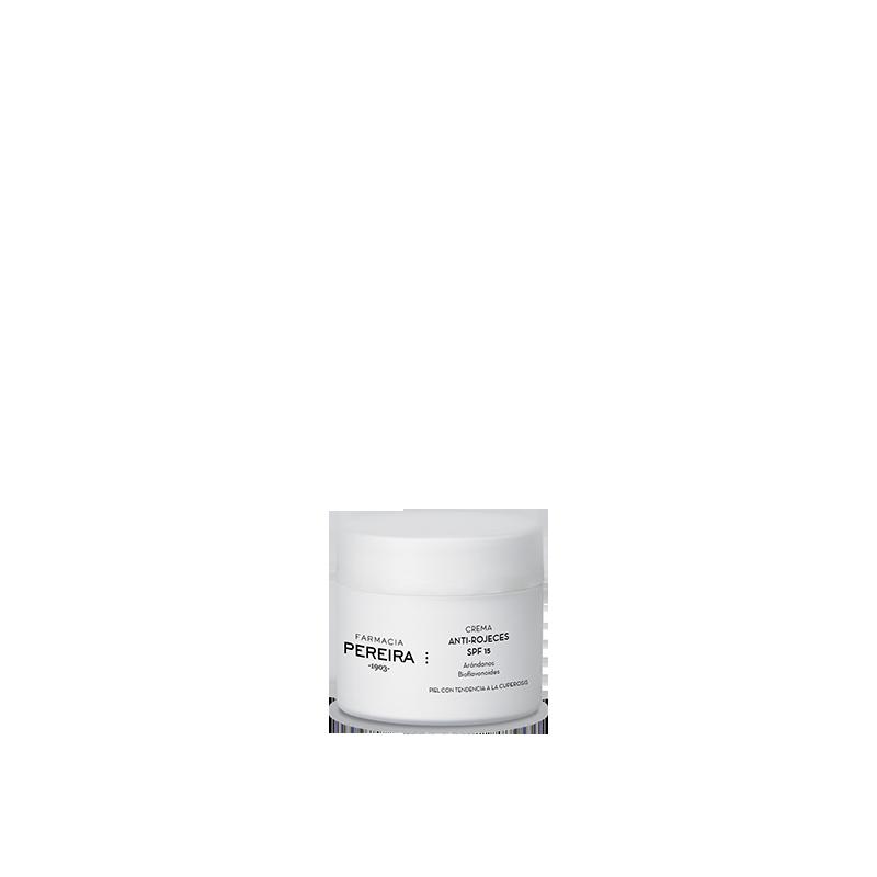 Crema Anti-rojeces. SPF 1. Todo tipo de pieles. Arándanos y Bioflavonoides | Pereira 1903 Dermocosmética